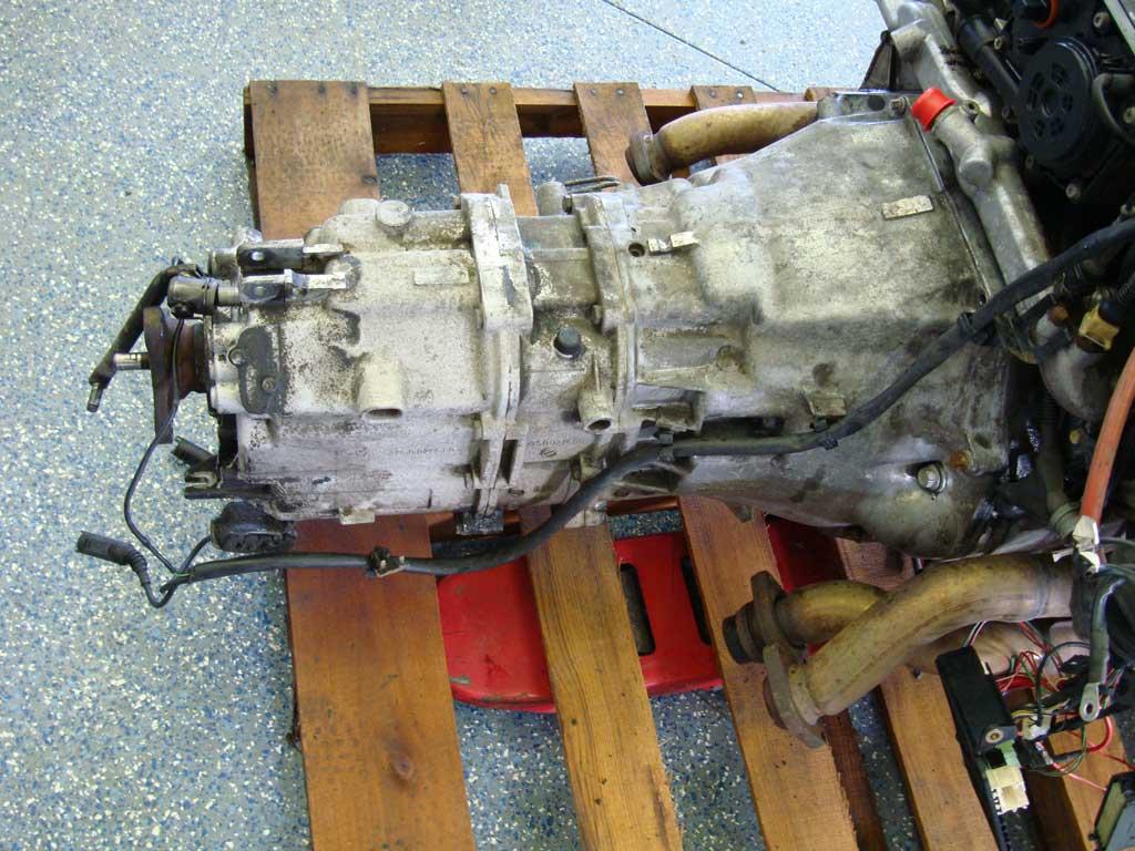 FS: 6 Speed Manual Transmission Swap Kit 540i