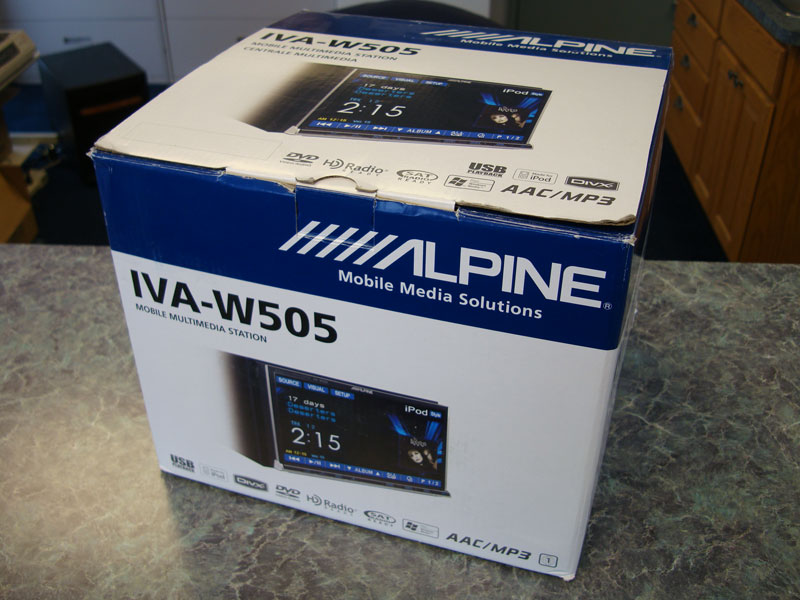 fs alpine iva w505 peripheral gmah24b pac swi tr7 install ki for sale wanted