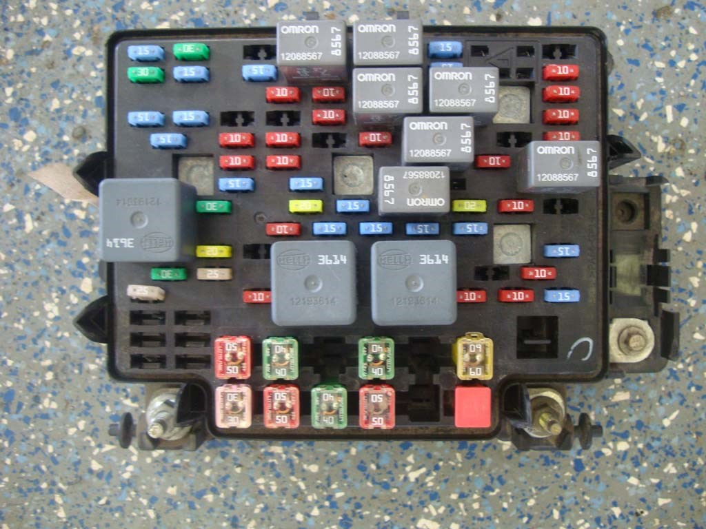 05 suburban fuse box   20 wiring diagram images