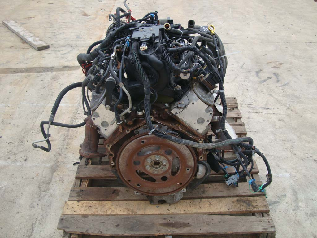 Lq4 engine on Shoppinder